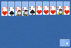 Blue Spider Solitaire