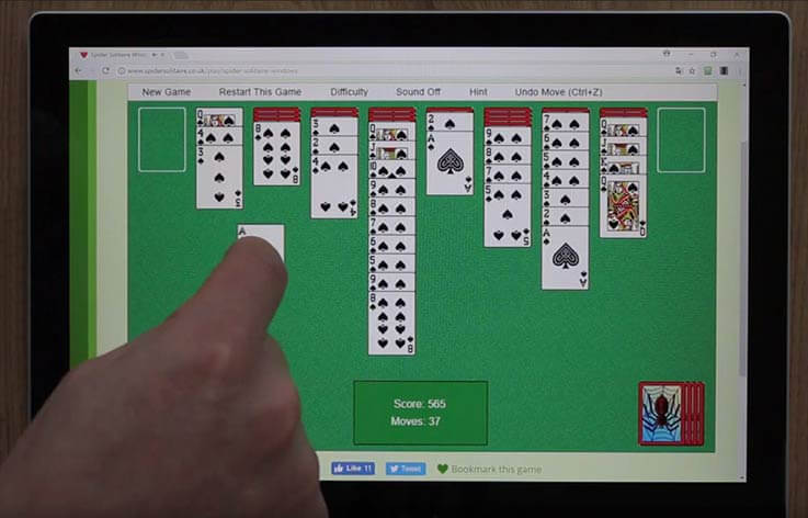 Know Your Spider Solitaire App – Windows XP/7/8/10 and MAC PC